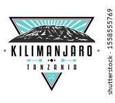 Kilimanjaro Skyline Mountain....