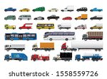 vector eps10   various types of ...   Shutterstock .eps vector #1558559726