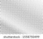 halftone pattern for digital... | Shutterstock .eps vector #1558750499