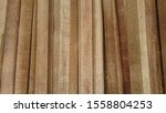 Natural Pattern Of Wood Pile...