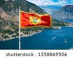 Kotor. Bay Of Kotor On The...