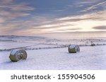 Winter Scene  Lincoln Shire...