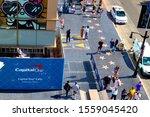 hollywood  california   october ... | Shutterstock . vector #1559045420