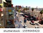 hollywood  california   october ... | Shutterstock . vector #1559045423