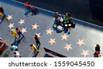 hollywood  california   october ... | Shutterstock . vector #1559045450