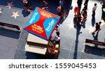 hollywood  california   october ... | Shutterstock . vector #1559045453