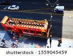 hollywood  california   october ... | Shutterstock . vector #1559045459
