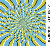 psychedelic optical spin... | Shutterstock .eps vector #1559101499