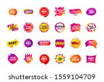 sale banner badge. special... | Shutterstock .eps vector #1559104709