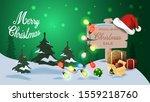 wooden signpost with... | Shutterstock .eps vector #1559218760