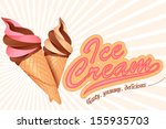 vector illustration of colorful ... | Shutterstock .eps vector #155935703