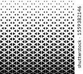 abstract triangular background. ... | Shutterstock .eps vector #1559382146