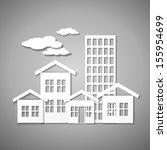 vector illustration of... | Shutterstock .eps vector #155954699