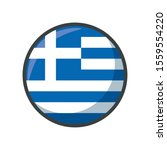 Greece Flag Design  Country...