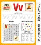 kids learning material.... | Shutterstock .eps vector #1559569430