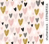 seamless childish pattern with... | Shutterstock .eps vector #1559689316