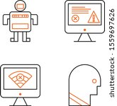simple set of universal icons... | Shutterstock .eps vector #1559697626