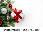 Christmas Composition On A...