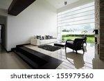 interior design series  modern... | Shutterstock . vector #155979560