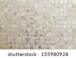 Oyster Shell Textured Mosaic...
