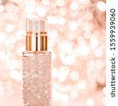 cosmetic branding  blank label... | Shutterstock . vector #1559939060