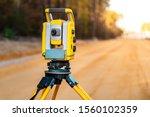 Surveyors Equipment  Theodolite ...