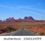 Monument Valley Is A Navajo...