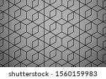 the geometric pattern with... | Shutterstock .eps vector #1560159983