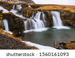 Famous Mountain With Waterfall...
