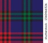 classic modern plaid tartan...   Shutterstock .eps vector #1560466526