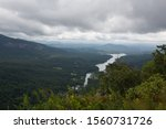 Overlook Of Lake Lure From...
