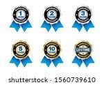 quality certification warranty...   Shutterstock .eps vector #1560739610