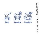 service upgrade concept  three...   Shutterstock .eps vector #1560886073