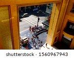 hollywood  california   october ... | Shutterstock . vector #1560967943