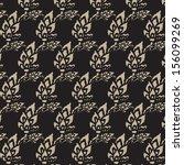 line thai art pattern vector...   Shutterstock .eps vector #156099269
