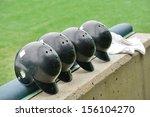 Black Color Baseball Helmets
