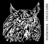 isolated vector illustration.... | Shutterstock .eps vector #1561211686