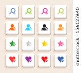 16 addition sign icon set 07 ...