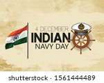 Indian Navy Day Poster  Banner...