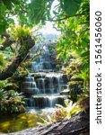 Waterfall Waterfall In The...