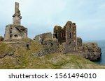 Castle Sinclair Girnigoe Is A...