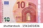 Ten Euro Bank Note Finance...