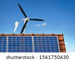 Small Wind Turbine And Solar...