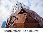 rotterdam  netherlands  ...   Shutterstock . vector #156188699