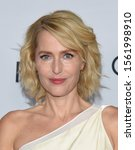 Small photo of LOS ANGELES - NOV 16: Gillian Anderson arrives for the AFI Fest 'The Crown' Gala Screening on November 16, 2019 in Hollywood, CA
