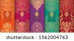 luxury packaging design of... | Shutterstock .eps vector #1562004763
