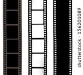 film  movie  photo  filmstrip ... | Shutterstock .eps vector #156201089