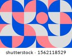 geometry minimalistic artwork... | Shutterstock .eps vector #1562118529