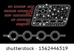 bright mesh rush grace credit...   Shutterstock .eps vector #1562446519