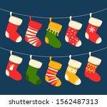 Christmas Stocking Hanging...
